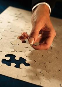 Jigsaw puzzle 1